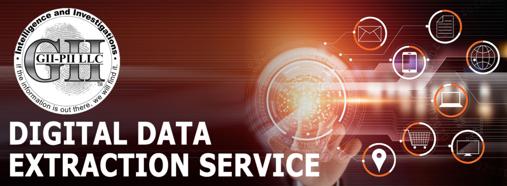 digital data extraction service